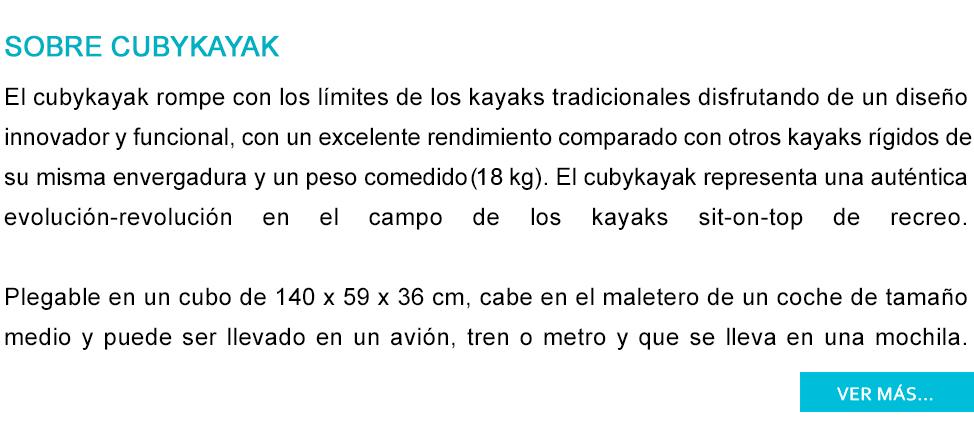 Cubykayak